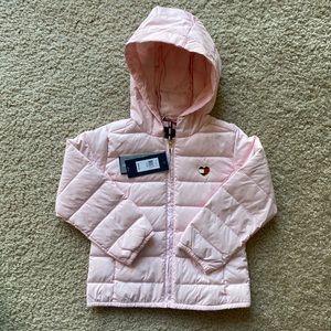 Tommy Hilfiger Girls 4-5 years (XS) Puffer Jacket